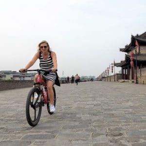 China Hike-Bike-Raft Tour